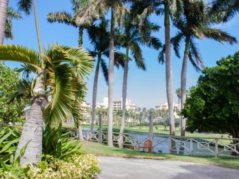 More than 600 employees work on Fisher Island, including the Club workers and employees of the homeowner association and property management employees.