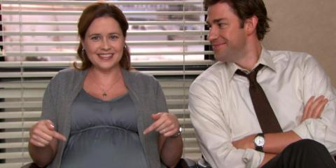 Never ask a coworker if she's pregnant