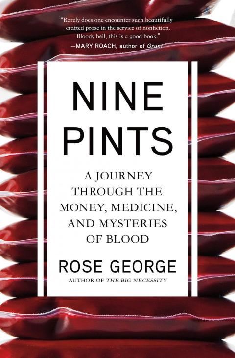 """""""Nine Pints"""" by Rose George"""