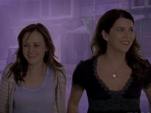 "The original conclusion to ""Gilmore Girls"" — before Netflix brought the series back in 2017 — was met with mixed feelings."