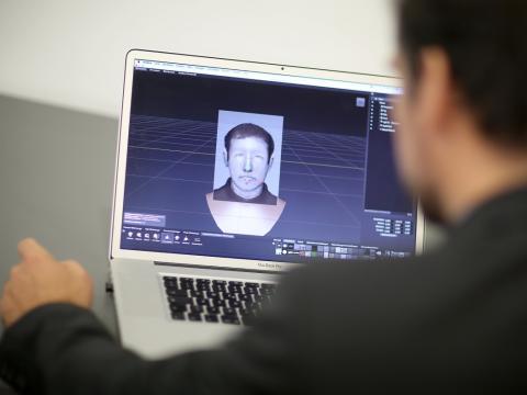 La policía de Washington tiene permitido realizar bocetos a través del sistema de reconocimiento facial de Amazon.