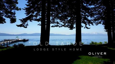 """Promo materials for the property say it """"exudes 'Old Tahoe' ambiance."""""""