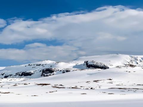 Finse es el pueblo de montaña que sirvió como escenario para el planeta Hoth