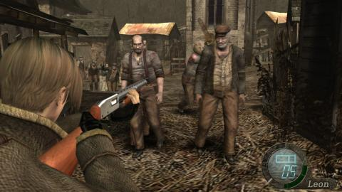 Resident Evil 4 en Nintendo Switch
