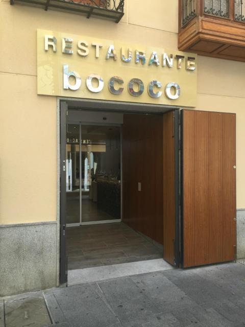 Restaurante Bococo