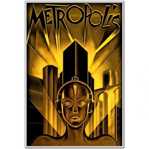 Robots — 'Metropolis,' 1927
