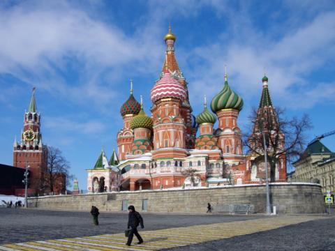 Rusia es tan grande que alberga 11 zonas horarias