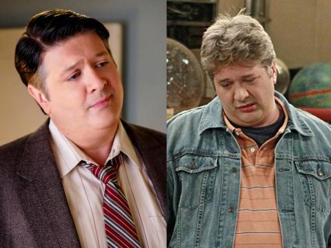 Interpretó al matón de instituto de Leonard y, más tarde, al padre de Sheldon.