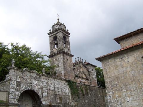 San Xulián de Bastavales, Brión (A Coruña)