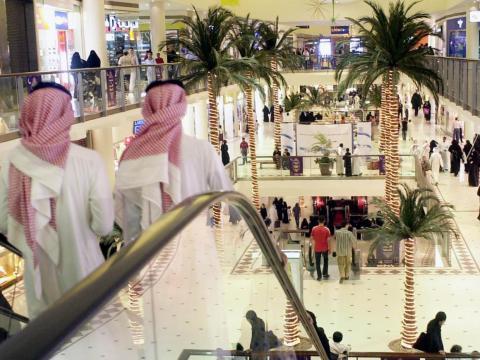 Saudi Arabia ranks 4th in GDP per capita among Middle Eastern countries.