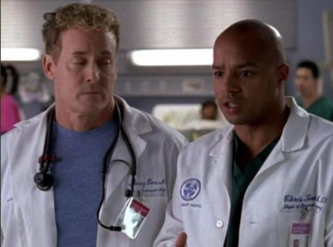 """Scrubs"" lost a lot of its magic on the final season."