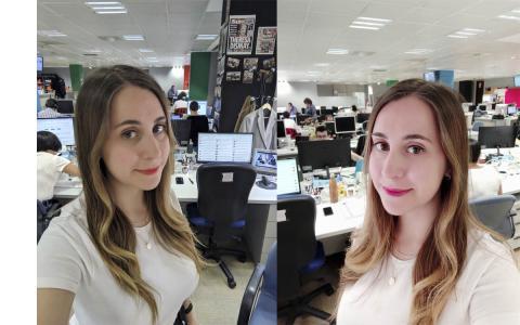 selfie google pixel xiaomi mi 9 se