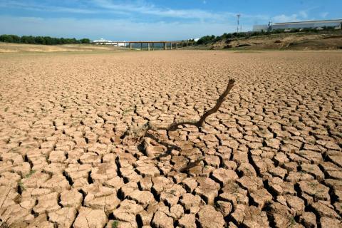 razones por las que encaramos una crisis mundial del agua.