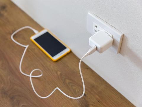 Always bring a portable charger