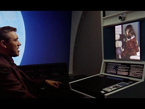 Skype — '2001: A Space Odyssey,' 1968