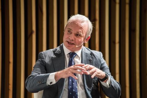 Eldirector general de Hyundai Motor España,Leopoldo Satrústegui.