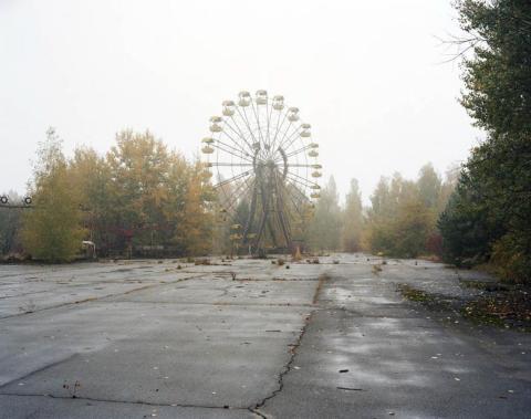 Noria, Pripyat, 2007.