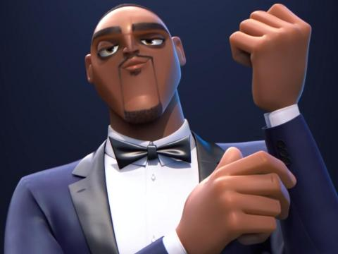 "Will Smith stars in ""Spies in Disguise."""