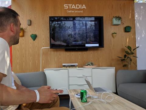 He probado el servicio de streaming de videojuegos de Google, Stadia