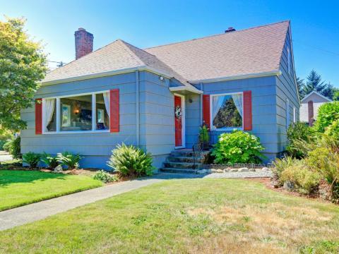 Los costes de la casa dependen de dónde vivas.