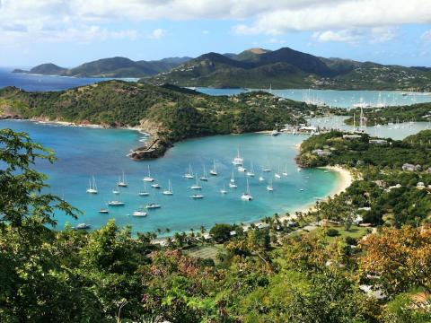 T6. The Caribbean islands have long been considered tax havens for the rich, and millionaires can also buy citizenship in many Caribbean countries.