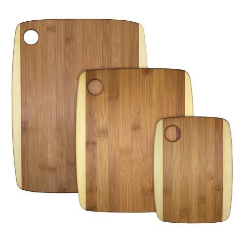 Tablas de cocina bambú