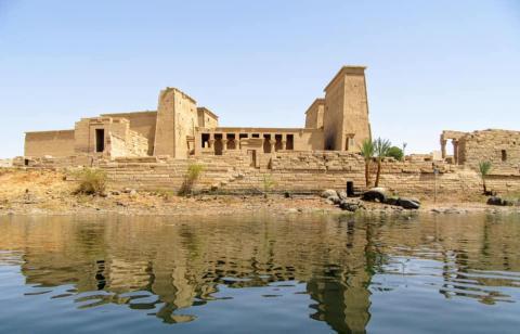 El Templo de Filae