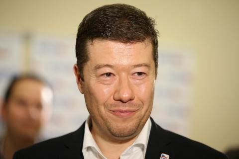 Tomio Okamura, líder de Libertad y Democracia Directa