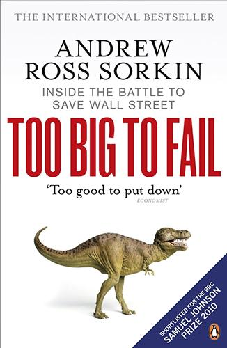 Too Big to Fail, escrito por Andrew Ross Sorkin