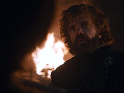 Tyrion Lannister 8x04 juego tronos