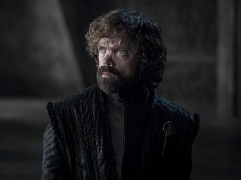 Peter Dinklage como Tyrion.