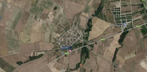 Valdesimonte, Segovia, en Google Maps