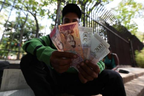 Venezuela used to be the wealthiest country in South America.