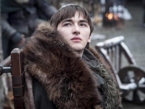 Brandon Stark, also known as the Three-Eyed Raven, was crowned King of the Six Kingdoms.