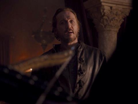 Where is Bronn?