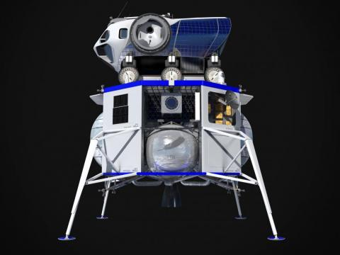 That would allow it to serve as a lunar cargo ship full of supplies, tools, small robots, and even roving vehicles for future crew members.