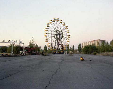 Noria, Pripyat, 1994.