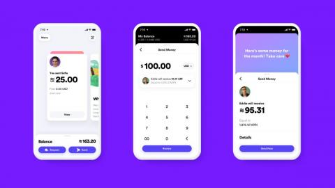 1. Libra will be accessible through Facebook Messenger, WhatsApp, and a standalone app