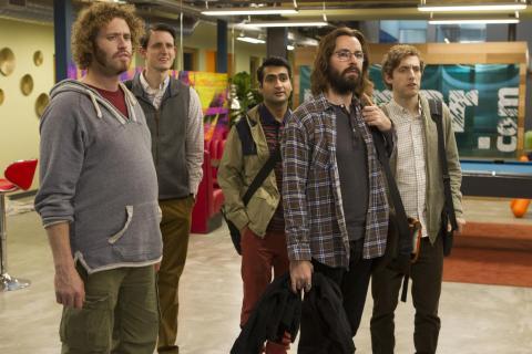 10. 'Silicon Valley' (2014-presente), cinco temporadas