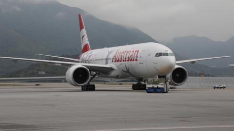 Austrian Airlines.