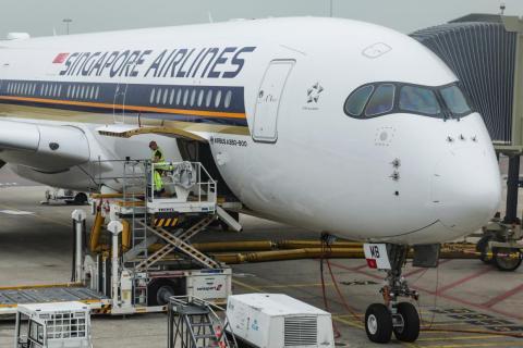Singapore Airlines.