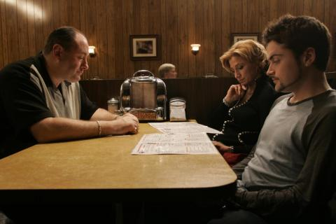 2. 'Los Soprano' (1999-2007), seis temporadas
