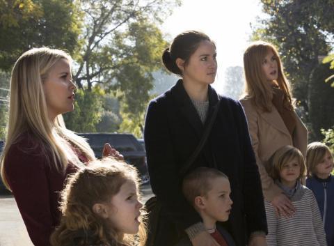 35. 'Big Little Lies' (2017-presente), una temporada