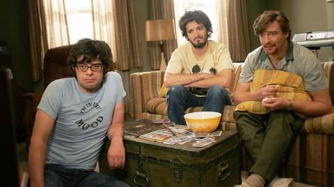 42. 'Los Conchords' (2007-09), dos temporadas