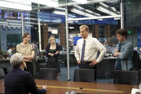 62. 'The Newsroom' (2012-14), tres temporadas