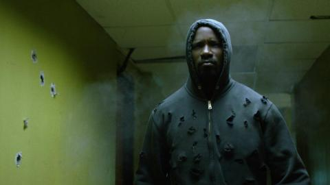 "7. ""Marvel's Luke Cage"" — canceled after 2 seasons"