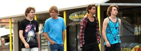 71. 'Angry Boys' (2011), una temporada