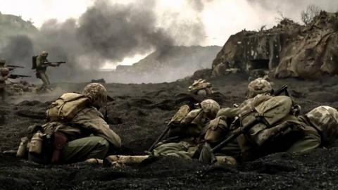 9. 'The Pacific' (2010), miniserie