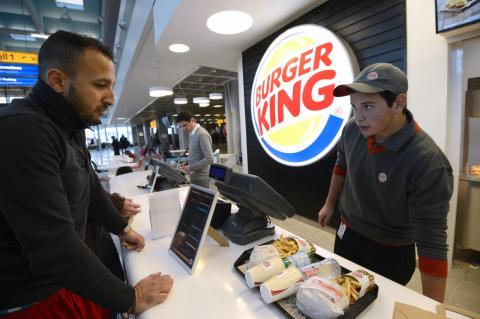 After struggling throughout the early 2000s, Burger King underwent a complete aesthetic overhaul in 2012. Its restaurants were remodeled and its uniforms redesigned to a steely gray. However, its aesthetic redesign was less than