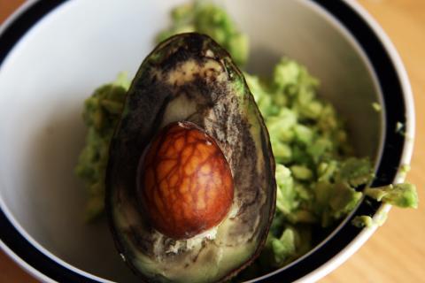 chef nos dice cómo evita que el aguacate se ponga marrón